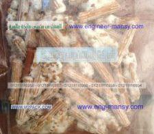 تعبئة و تغليف عسلية و حلويات في أكياس من إنتاج شركة مهندس منسي ام توباك لمستلزمات التغليف الحديث